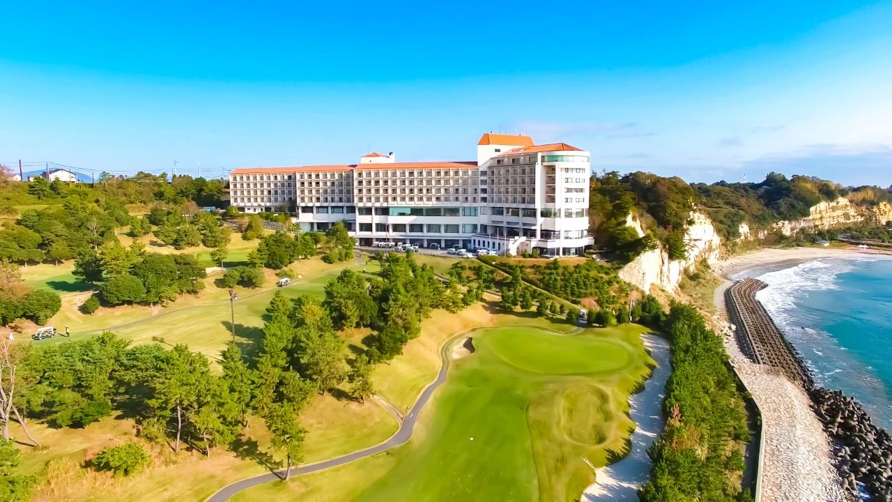 【福島県】小名浜オーシャンホテル&ゴルフクラブ