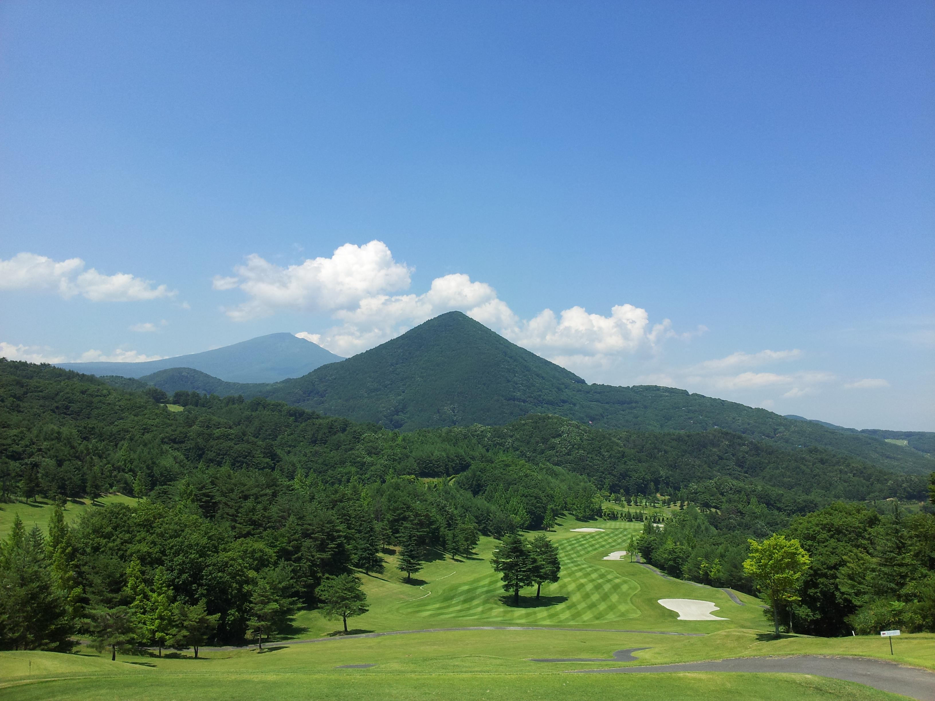【福島県】郡山熱海カントリークラブ