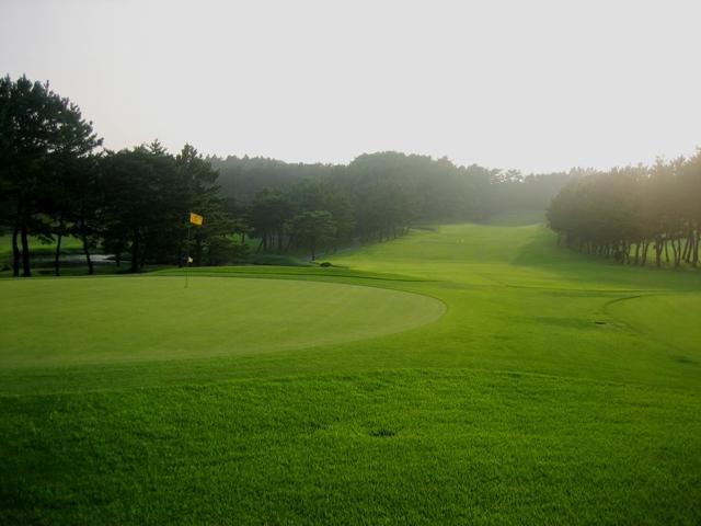 JGMゴルフクラブ霞丘コース(霞丘CC)