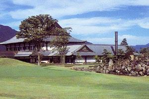 伊香保ゴルフ倶楽部 清瀧城コース