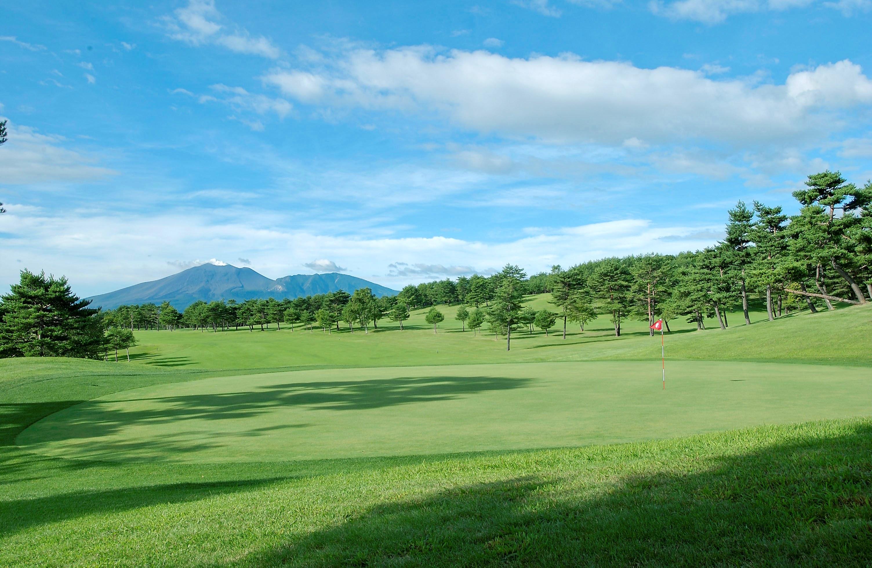 【群馬県】嬬恋高原ゴルフ場