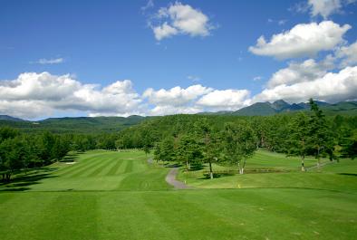 【長野県】鹿島南蓼科ゴルフコース