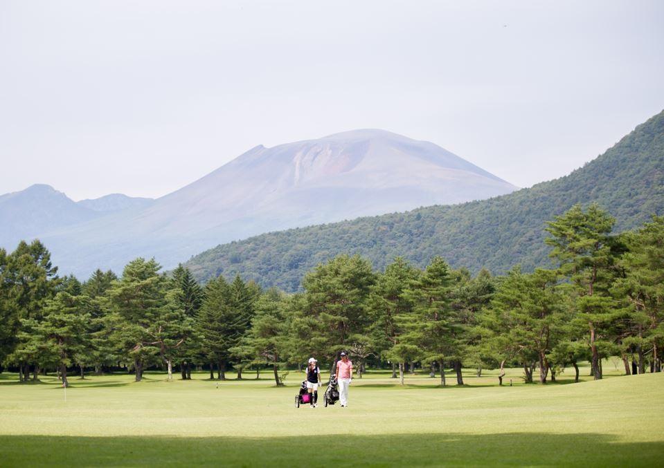 【長野県】晴山ゴルフ場
