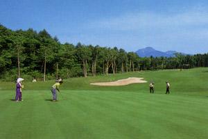 【山梨県】丘の公園 清里ゴルフコース