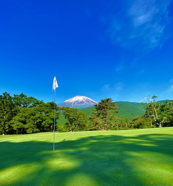 篭坂ゴルフクラブ [ 静岡県 駿東郡 ]