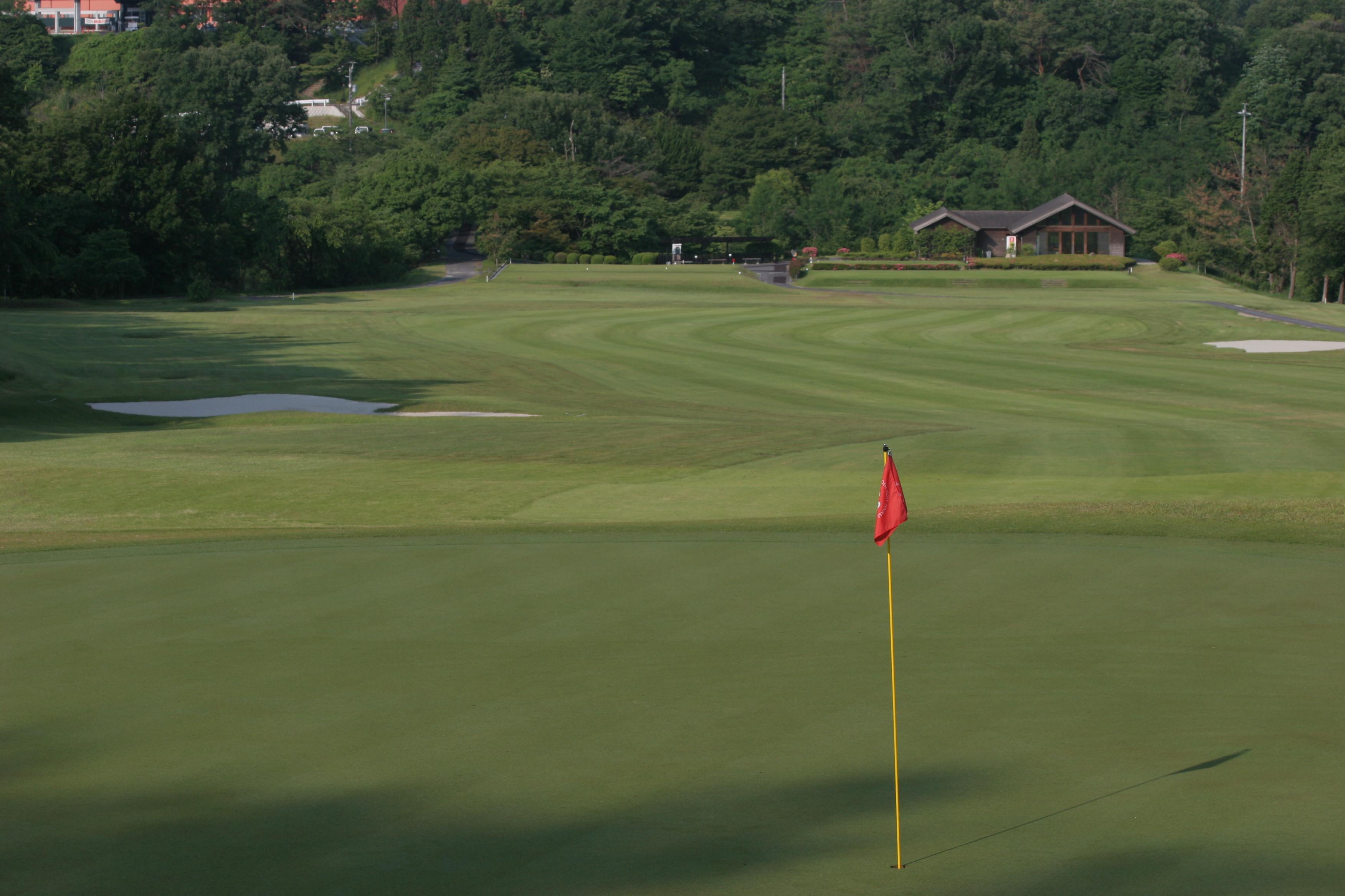 ウッドフレンズ森林公園ゴルフ場 [ 愛知県 尾張旭市 ]