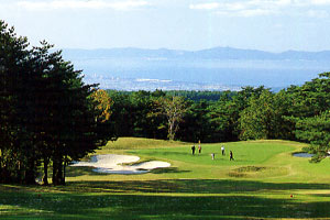 大山ゴルフクラブ  width=