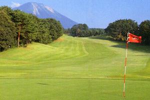 【鳥取県】大山平原ゴルフクラブ