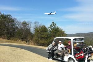 【岡山県】岡山空港ゴルフコース