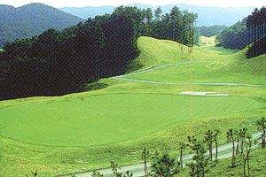 【岡山県】サンフォレストゴルフクラブ