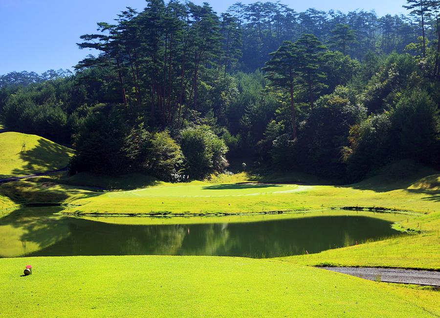 【広島県】チェリーゴルフクラブ 吉和の森コース