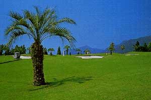 鹿児島鹿屋ゴルフコース