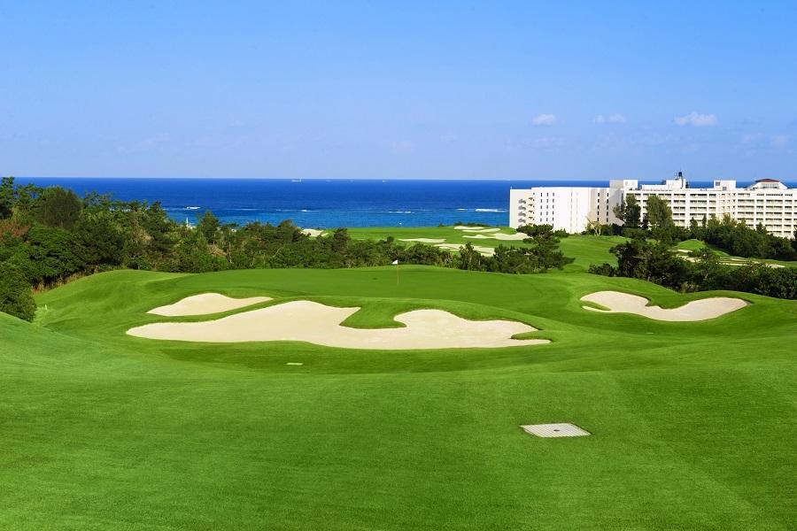 沖縄国際ゴルフ倶楽部  width=