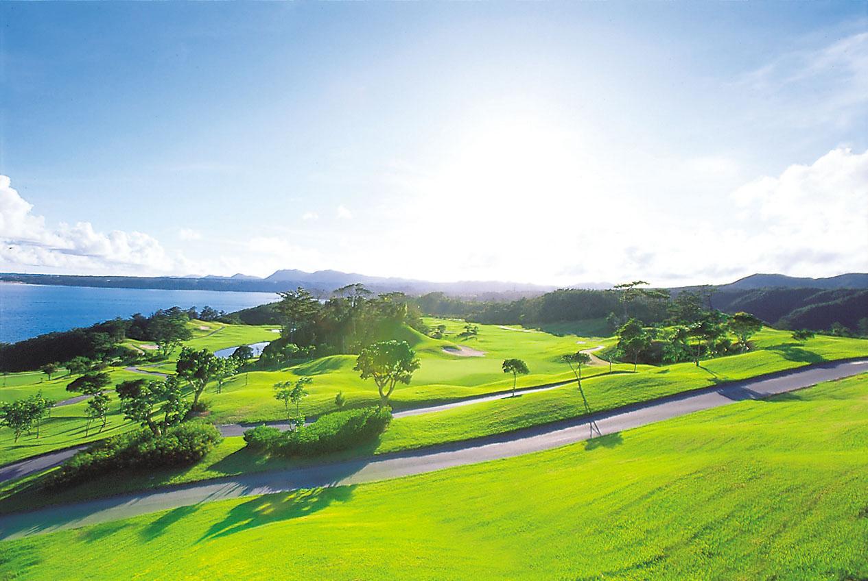 【沖縄県】カヌチャベイリゾート カヌチャゴルフコース